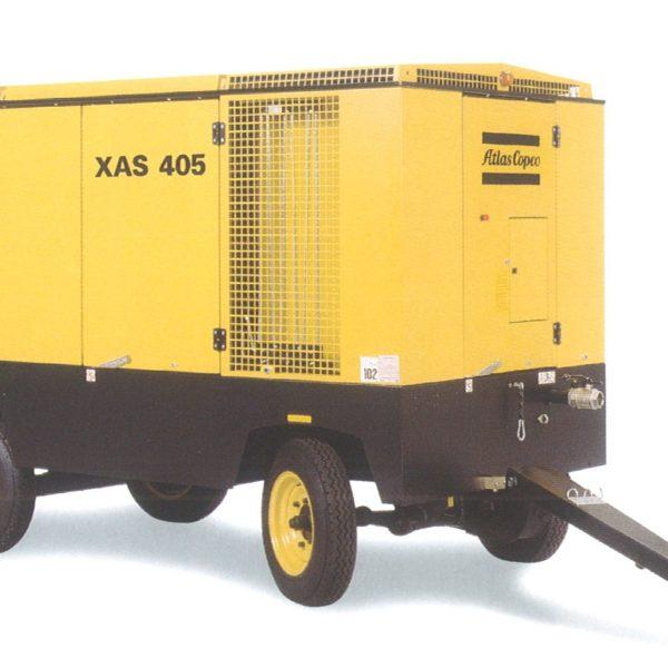 Compresor Atlas Copco XAS 405